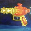 Buck Rogers Ray Gun 11X14 cropped for display
